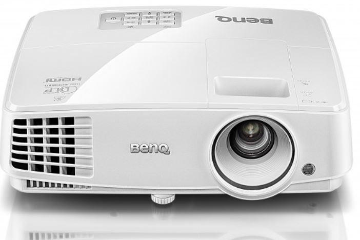 BenQ MW3009   3D Beamer HD 3000 ANSI Lumen für 299€