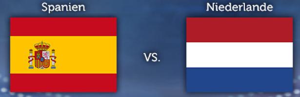 Mein Deal.com Fußball WM 2014 Tippspiel   Heute: Spanien – Niederlande