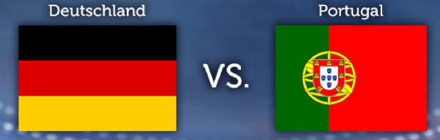 WM Tippgewinnspiel   5.Tag: Deutschland   Portual