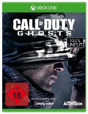 Call of Duty: Ghosts (100% Uncut) für Xbox One nur 7,99€