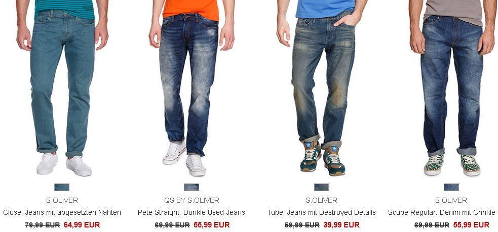 Fashion1 s.Oliver Sale   bis zu 70% auf viele reduzierte Artikel + versandkostenfreie Lieferung   Update!