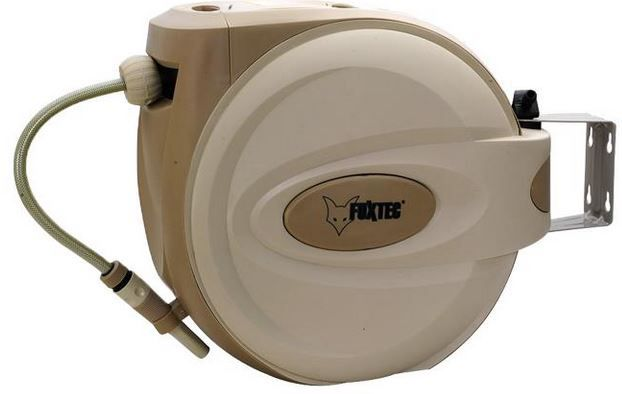 Fuxtec Fuxtec M20evo, Automatik 20m Wasserschlauchaufroller für 39,90€   Update