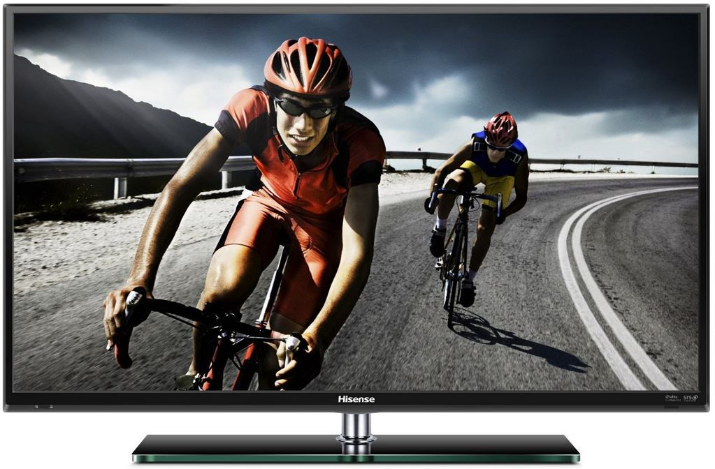 Hisense LTDN40K166WSEU   40Zoll WLan Smart TV mit triple Tuner für 289,99€