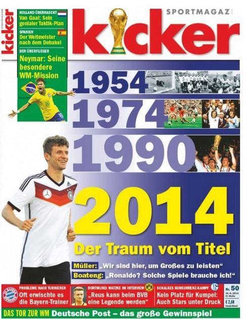 Kicker1 Kicker Jahresabo für effektiv 84€   dank 120€ Gutschein Prämie   Update