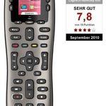 Logitech Harmony 650 Remote Universalfernbedienung für 47€ (statt 55€)