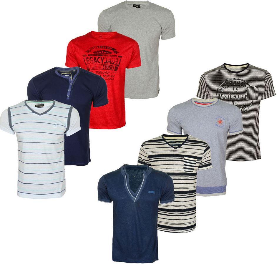 MCL   Herren T Shirts div. Modelle und Farben für nur je 7,90€