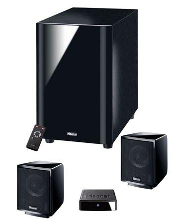 Magnat Multimedia 2100 Digital   Vollaktives 2.1 Heimkino  und Multimedia System für 159€