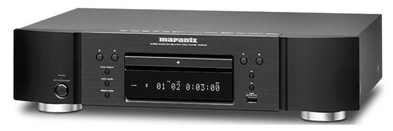 Marantz UD5007   3D Blu ray Player mit Netzwerk Streaming für 369€