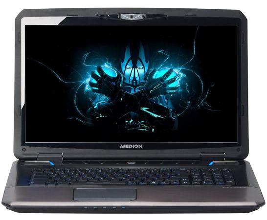 Medion Erazer X7827 Medion Erazer X7827 17,3 B Ware Notebook (i7 4700MQ, 2,4GHz, 16GB RAM, 1TB HDD + 128GB SSD, NVIDIA GF GT X780M, Win 8) für 1.299€