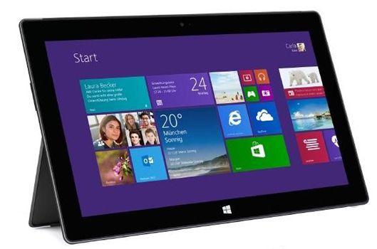 Microsoft Surface Pro 21 Microsoft Surface Pro 2   10 Zoll Tablet mit 256 GB + Windows 8.1 für 554,99€