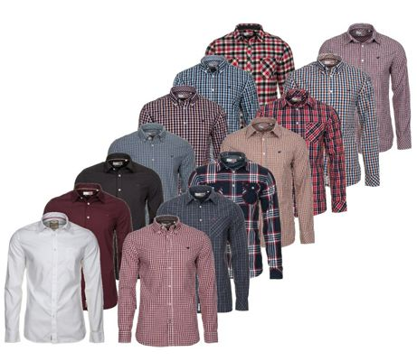 MUSTANG Herren Hemden 36 Modelle für je 18,99€