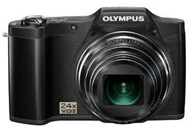 Olympus SZ 14 Digitalkamera (B Ware, 14 Megapixel, 24 fach opt. Zoom und Bildstabilisator) für 80,90€ (Vergleich 129€)