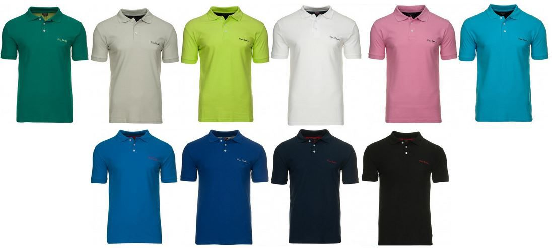 PC Polo Shirts