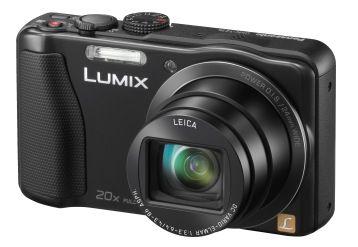 Panasonic DMC TZ 36 Digitalkamera in Schwarz für 149€
