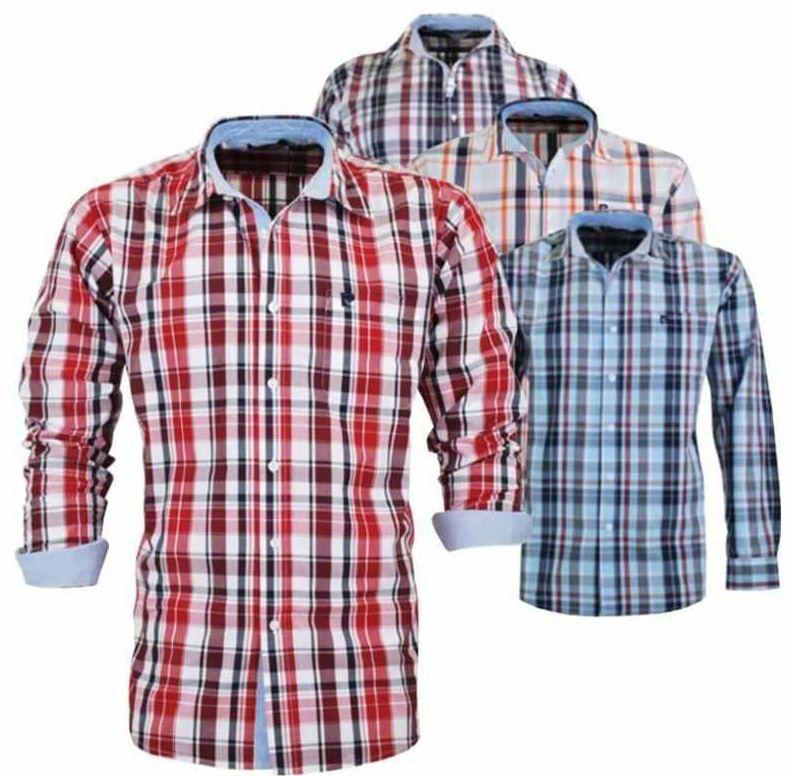 Pierre Cardin Pierre Cardin Herren Freizeithemd   4 Modelle für je 19,99€