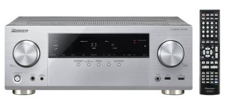 Pioneer VSX 528 S   5.1 AV Receiver mit Airplay + Internetradio für 189€  Update!