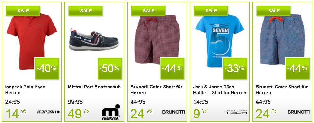 Sale2 Plutosport   Summer Sale mit bis zu 65% Rabatt + 5€ Gutschein (Adidas, VANS, Puma…)