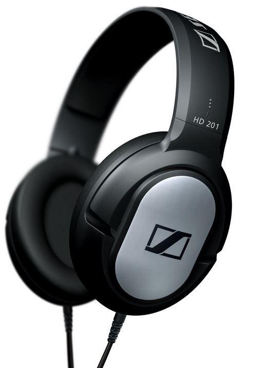 Sennheiser HD 201   Kopfhörer für nur 14,99€   Update!