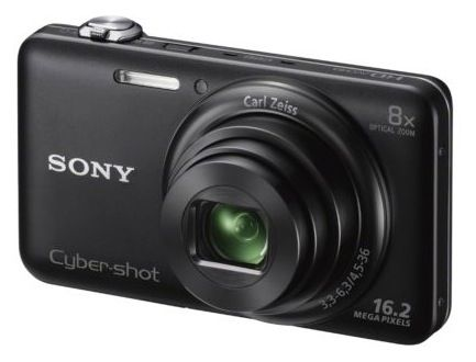 Sony Cyber Shot DSC WX80 16,2 Megapixel Digitalkamera für 99€ (statt 129€)