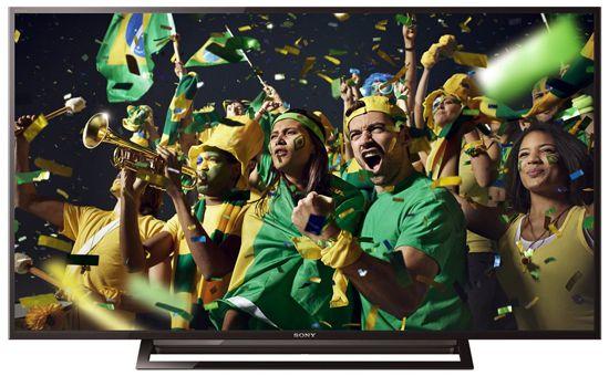 Sony KDL 48W585   48 Zoll Smart TV mit WLAN und Triple Tuner für 419,99€