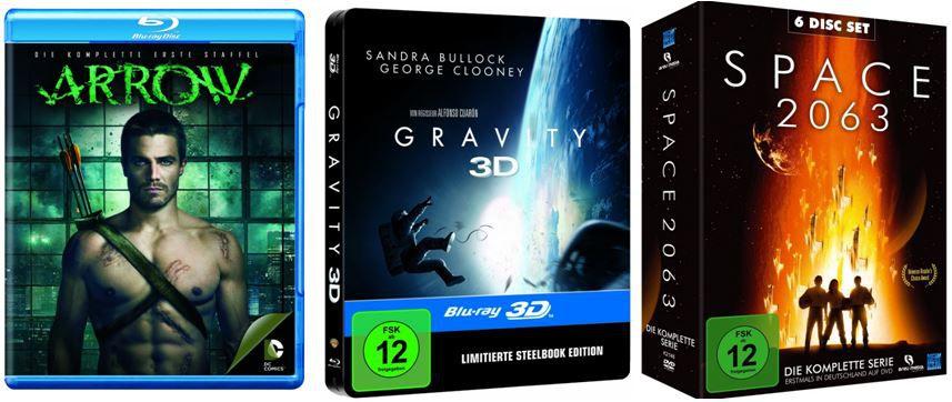 Space 2063   Pilotfilm ab 9,97€    bei den Amazon DVD und Blu ray Angeboten der Woche