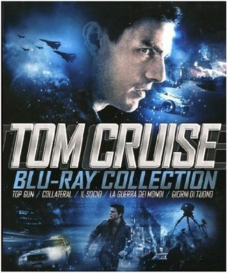 Amazon.es: Tom Cruise   Blu ray Collection für 17,73€ (statt 35€)