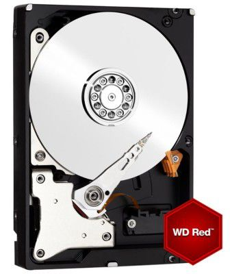 Western Digital Red Festplatte 3TB für nur 95€ (statt 103€)