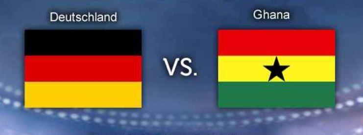 WM Tippgewinnspiel   10.Tag:  Deutschland – Ghana