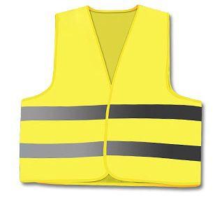 Warnweste Warnweste (DIN EN 471) für 0,97€