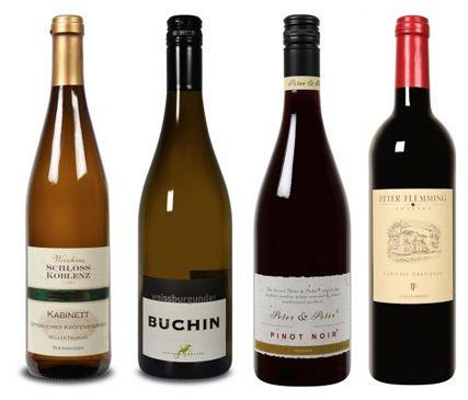 Weinvorteil Rabatte Weinvorteil: deutsche und amerikanische Weine reduziert + Gutscheine