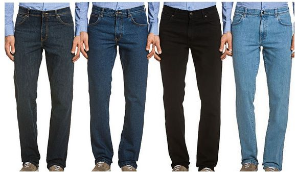 Wrangler Jeans Wrangler Herren Jeans   22 versch. Modelle für je 24,95€   Update!