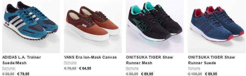 50& Sale beim Frontlineshop + 20% Rabatt auf alle Schuhe