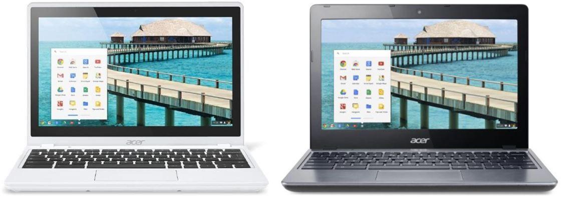 cyber4 Acer Chromebook C720P   mit und ohne Touchscreen ab 199€