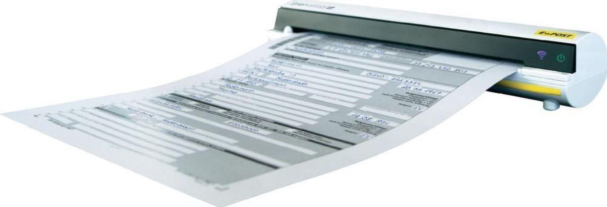 ION Air Copy E Post Edition WiFi Scanner für 24,99€