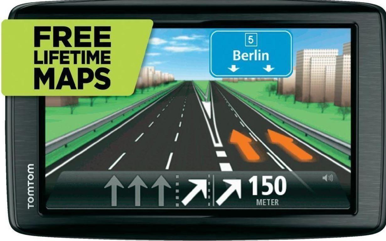ebay22 TomTom Start 60M   6 Zoll Europa Navi mit Lifetime Maps für 139€   Update