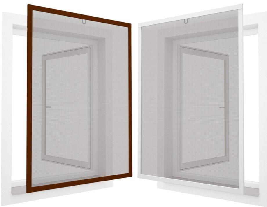 MAKO   Insektenschutz Alu Rahmen SlimLINE ab 100 x 120cm für 19,99€