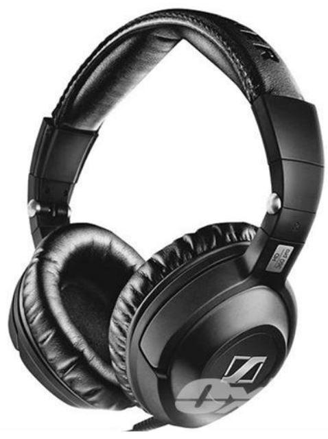 Sennheiser HD360 pro   Over Ear Studio Kopfhörer für 54,95€