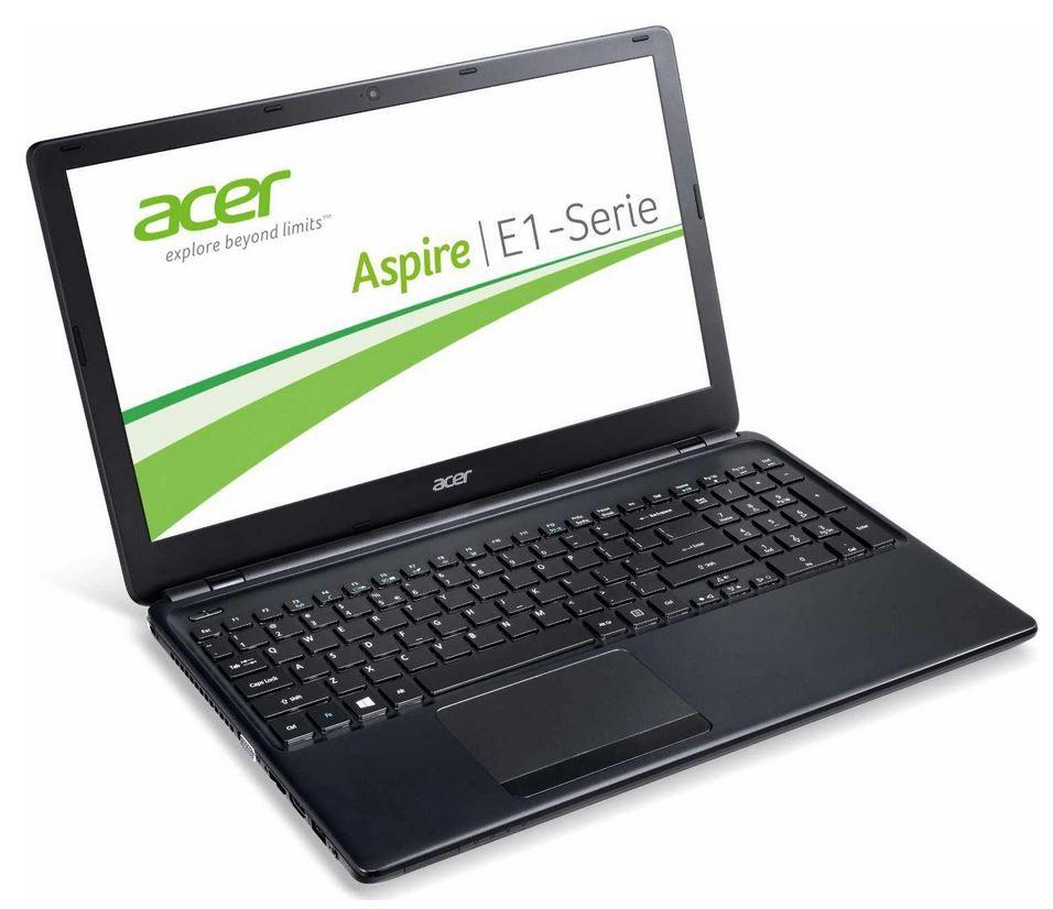 Acer Aspire E1 510 (4 x 2.17 GHz, 4 GB RAM, 500 GB HDD, Win 8.1) für 299,90€