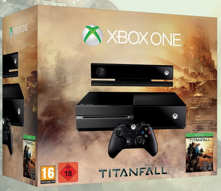 XBox One   Bundle inklusive Titanfall für 399€   Update