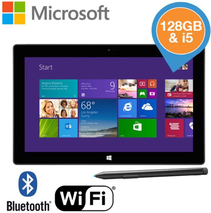 Microsoft Surface Pro   mit Windows 8 und 128GB für nur 399€