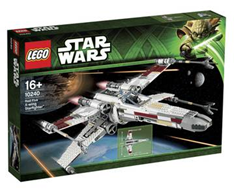 LEGO Star Wars Red Five X Wing Starfighter für 159€
