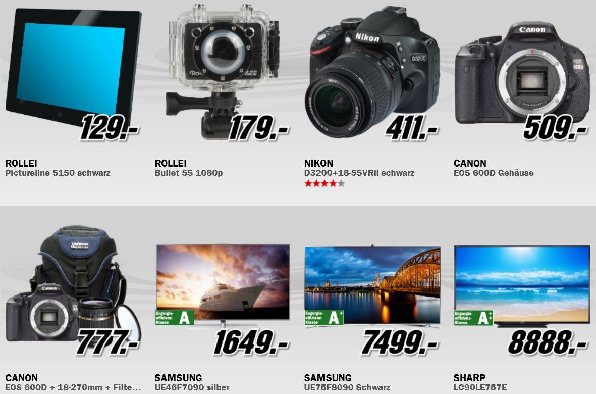 ROLLEI Bullet 5S 1080p für 129€   beim MediaMarkt Sommer Start Verkauf