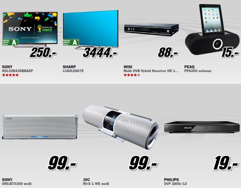 mediamarkt7 Amazon Kindle Paperwhite 3G für 169€   beim MediaMarkt Sommer Start Verkauf