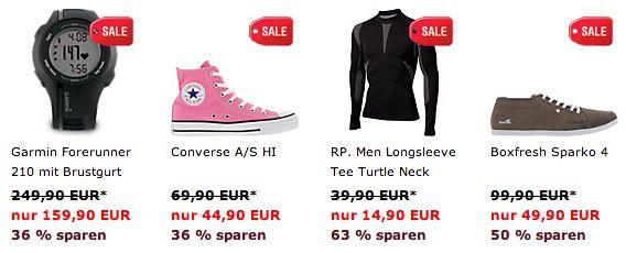Genial! Über 1.800 Artikel im Fashion Sale bei SP24 mit bis zu 80% Rabatt