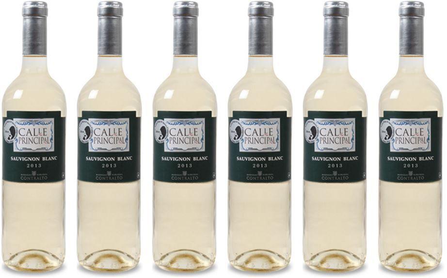 12 Flaschen Bodegas Vinedos Contralto Calle Principal für nur 34,95€