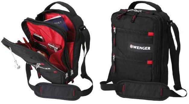 wenger Wenger Vertical   Mini Boarding Bag für 21,95€ statt 28€