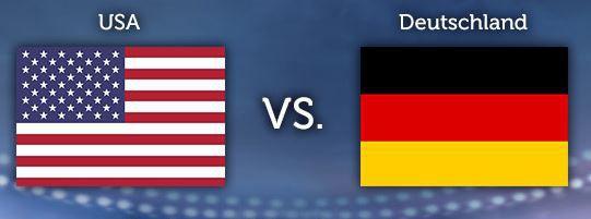 WM Tippgewinnspiel   Deutschland : USA (heute 18 Uhr)