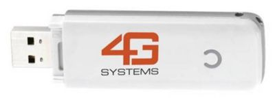 4G Systems XS W14 4G Systems XS W14   UMTS Internet Surf Stick ohne SIM Lock für 9,99€ (statt 30€)