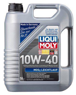 LIQUI MOLY 10W 40   5Liter Motoröl für 28€ (statt 31€)