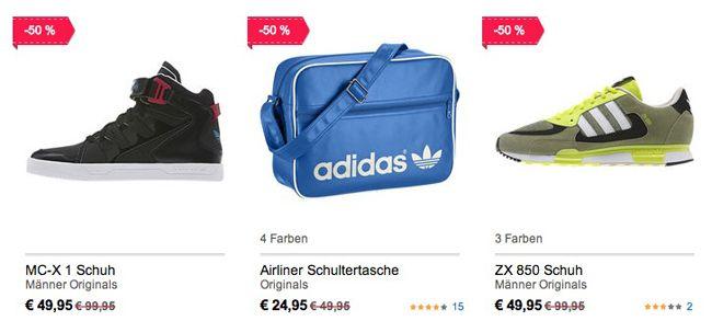 Adidas Angebote Adidas Sommer Sale mit bis zu 50% Rabatt   Update